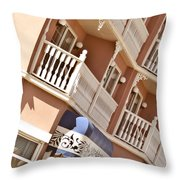 Your Room Is Ready Throw Pillow