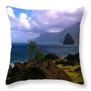 Your Serenity Spot Throw Pillow