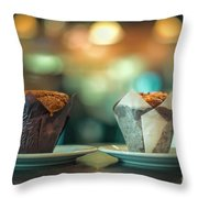 Your Sweetness Is My Weakness Throw Pillow