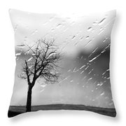 Your Tears I Root Throw Pillow