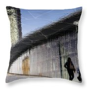 You're Always Late Throw Pillow