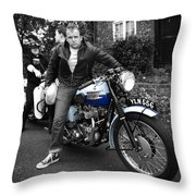 You're Nicked Throw Pillow