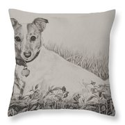 Youtube Video - Tobie Throw Pillow