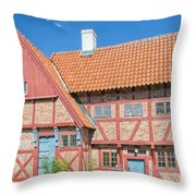 Ystad Old Mayors House Throw Pillow