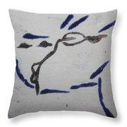 Yuko - Tile Throw Pillow