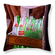 Yumg Throw Pillow