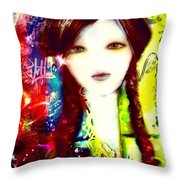 Yvette Throw Pillow
