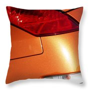 Z Taillights P Throw Pillow