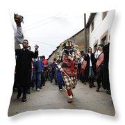 Zangarron 2 Throw Pillow