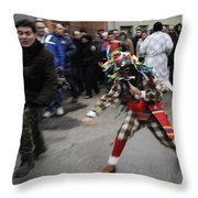 Zangarron 3 Throw Pillow