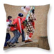 Zangarron 7 Throw Pillow