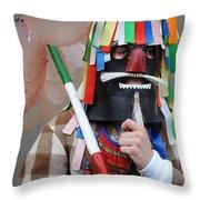 Zangarron 9 Throw Pillow