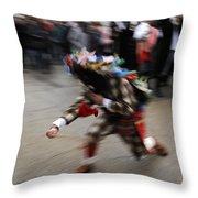 Zangarron Mascarade 7 Throw Pillow
