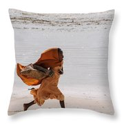 Zanzibar Throw Pillow
