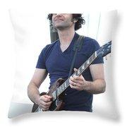 Zappa Plays Zappa Throw Pillow