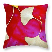 Zen Moment Throw Pillow