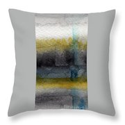 Zen Moment Throw Pillow by Linda Woods