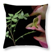 Zen Of Nature 4 Throw Pillow
