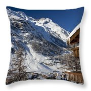 Zermatt Throw Pillow