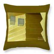 Zig-zag Throw Pillow