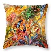 Zodiac Project Capricorn Aquarius Pisces Throw Pillow