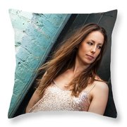 Zoe 13 Throw Pillow