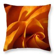 Zowie Rose Throw Pillow