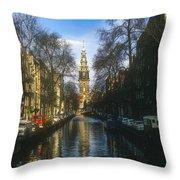 Zuiderkerk Throw Pillow