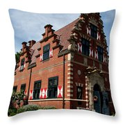 Zwaanendal Museum I Throw Pillow