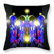 759 -  Touch Of Magic  Throw Pillow