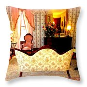A Glimpse Into Yesteryear #2 Throw Pillow