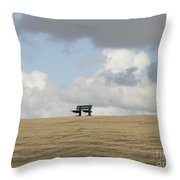 Away From It All Throw Pillow
