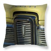 Edsel Grill Throw Pillow