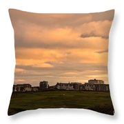 Newquay Cornwall Throw Pillow