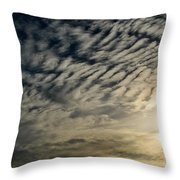 001 When Feeling Down  Pick Your Head Up To The Skies Series Throw Pillow