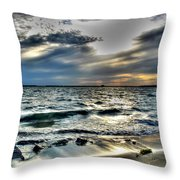 002 In Harmony With Nature Series Throw Pillow