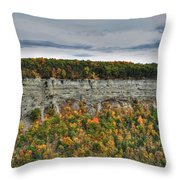 0023 Letchworth State Park Series   Throw Pillow