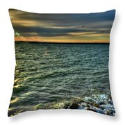 003 In Harmony With Nature Series Throw Pillow