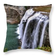 0036 Letchworth State Park Series  Throw Pillow