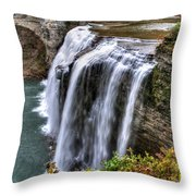 0039 Letchworth State Park Series Throw Pillow