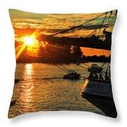 004 Empire Sandy Series Throw Pillow