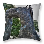 004 I'll Never Let Go  Throw Pillow