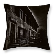 009 - Gloom Throw Pillow