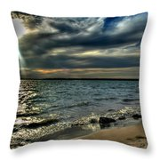 009 In Harmony With Nature Series Throw Pillow