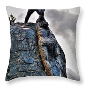 01 I'll Never Let Go Throw Pillow