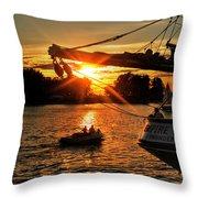 010 Empire Sandy Series Throw Pillow