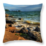 010 In Harmony With Nature Series Throw Pillow