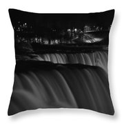 012 Niagara Falls Usa Series Throw Pillow