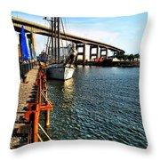 022 Empire Sandy Series  Throw Pillow