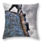 03 I'll Never Let Go Throw Pillow
